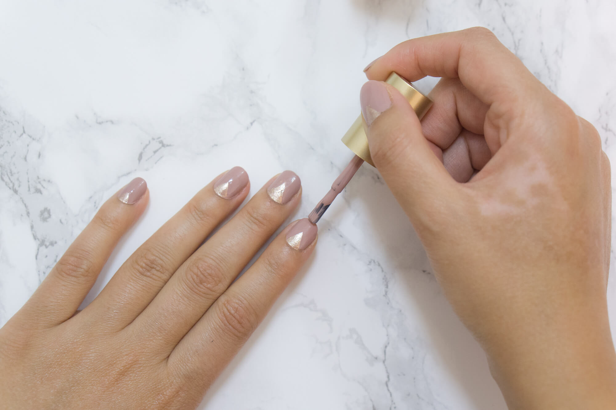 The Perfect Nude Nails - Love Of Mode