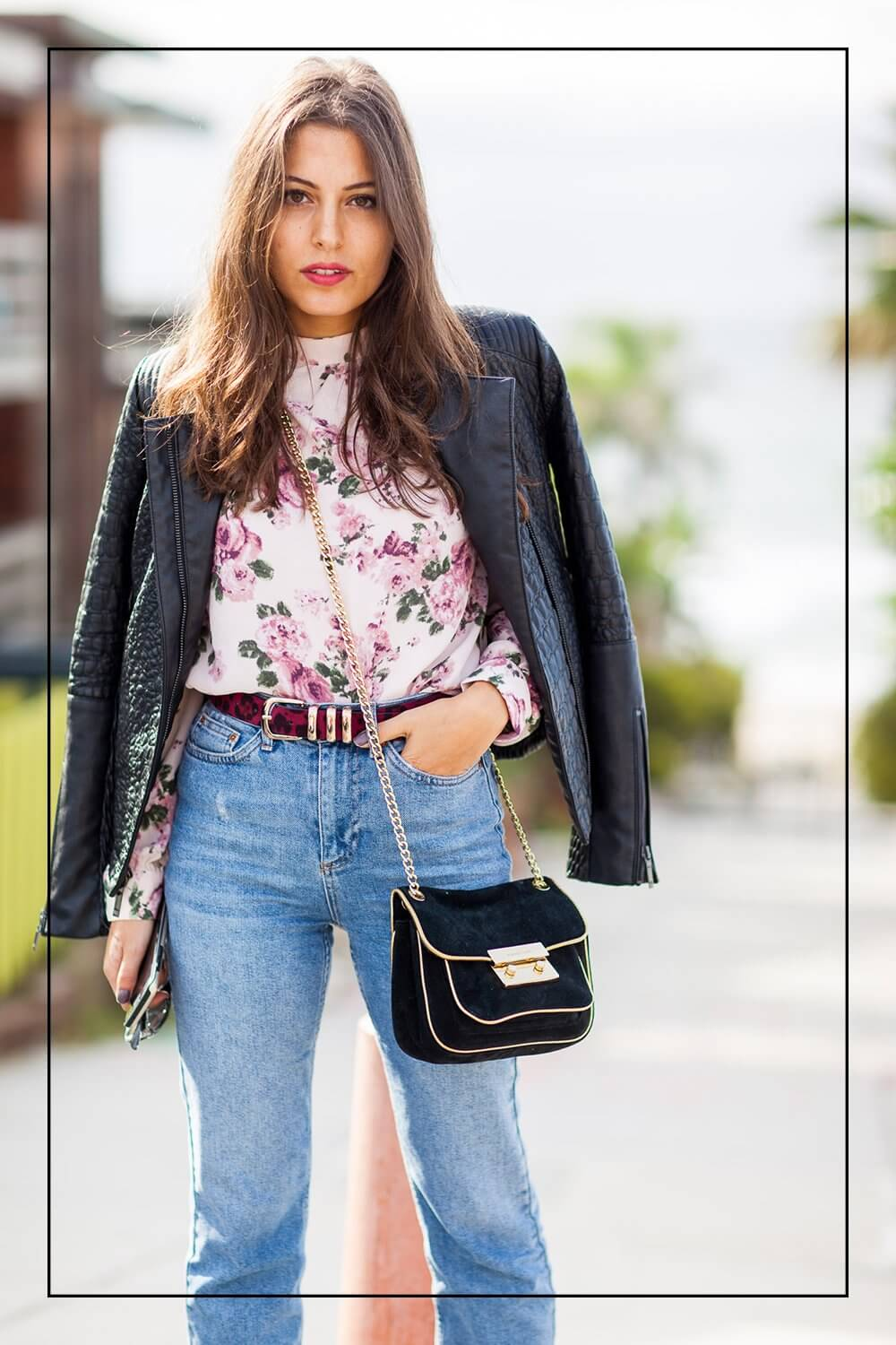 Love Of Mode Floral Prints In Fall